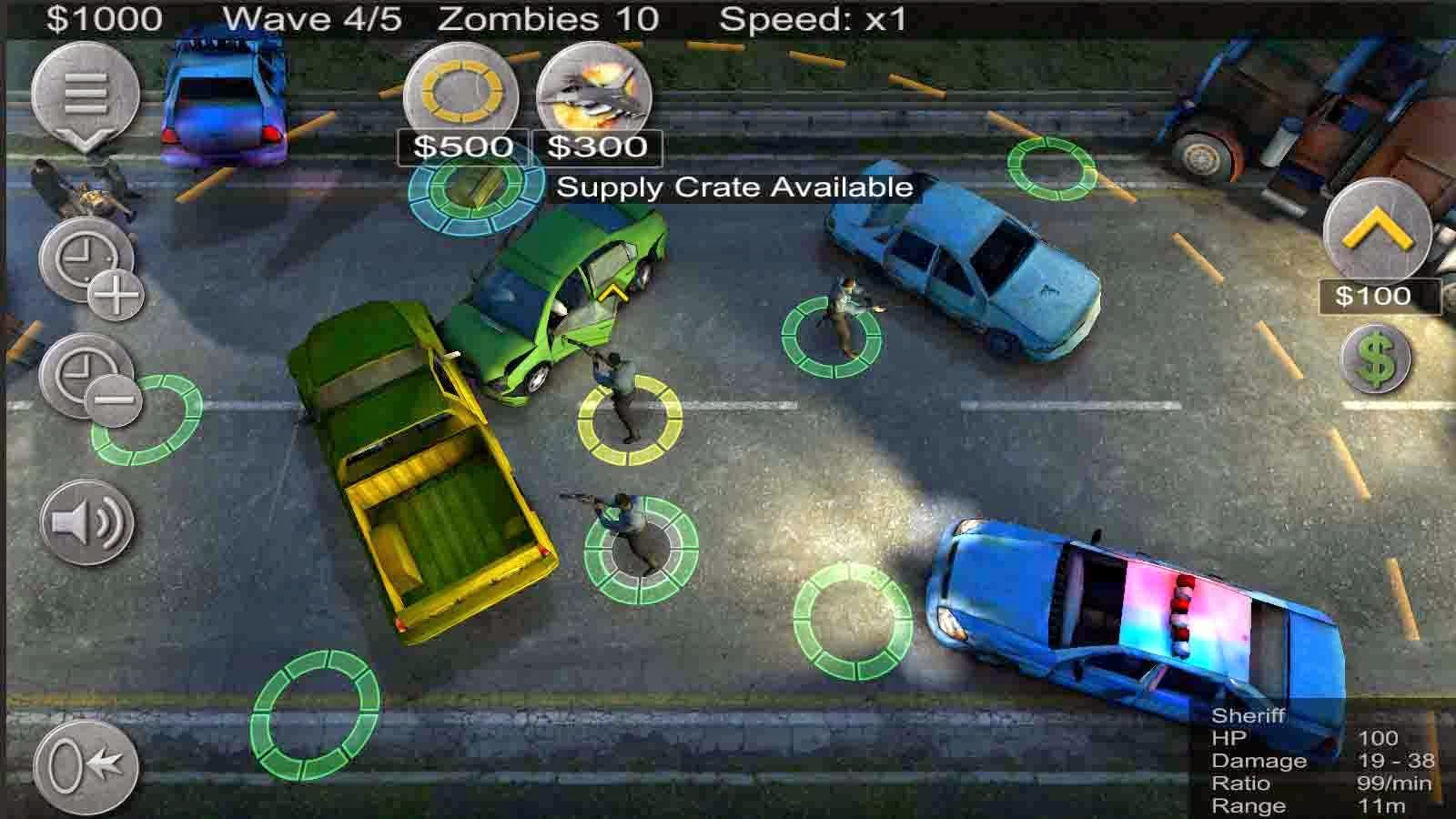 Zombie Defense v7.1 APK+DATA [Mod Money]