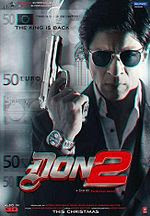 DON 2 Movie Review by Anna M.M.Vetticad (Spoilers)