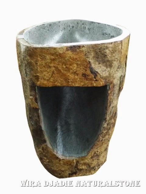 standwaschbecken vasque colonne sur pied pedestal sink natural. Black Bedroom Furniture Sets. Home Design Ideas