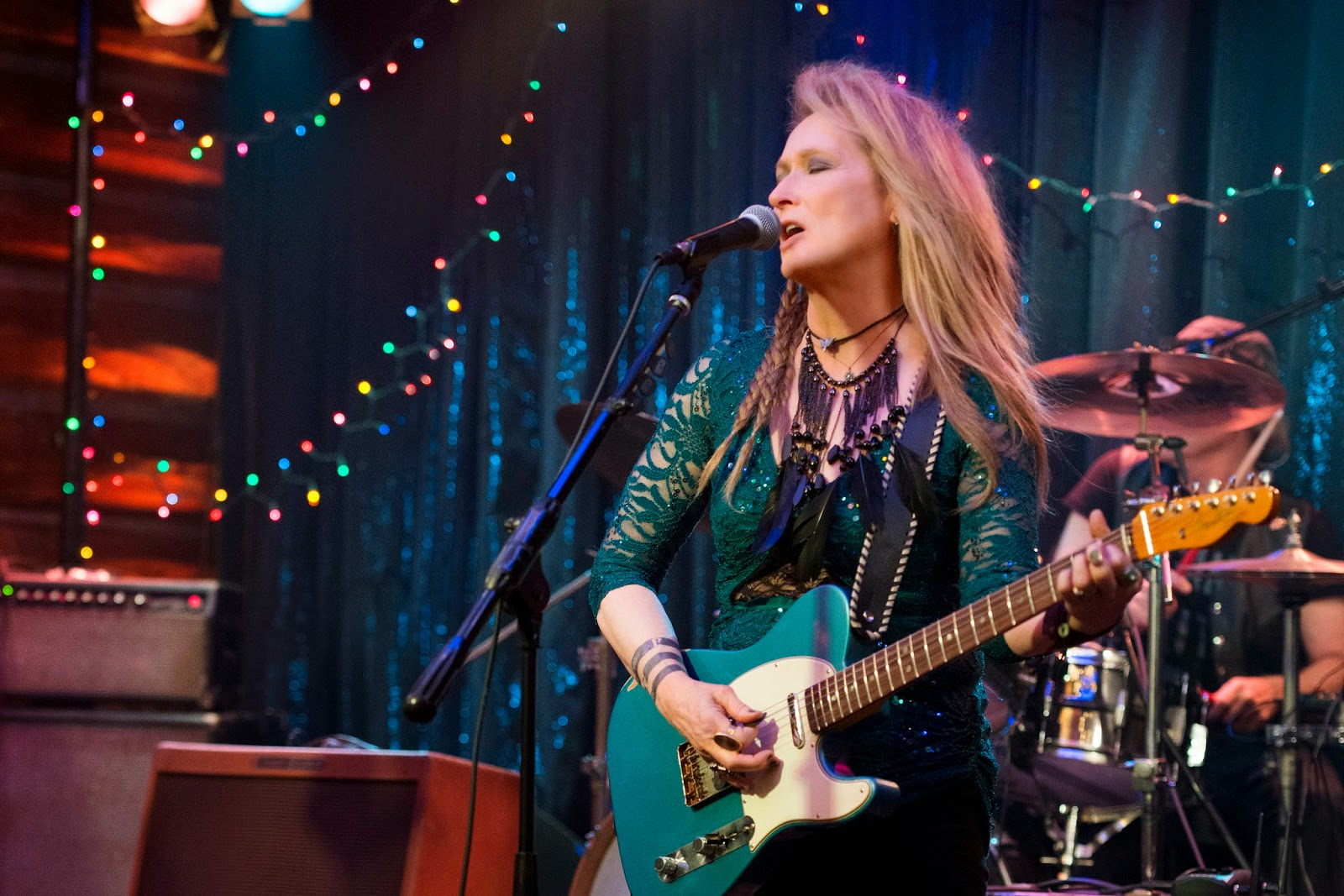 Primera imagen de Meryl Streep en 'Ricki and the Flash'