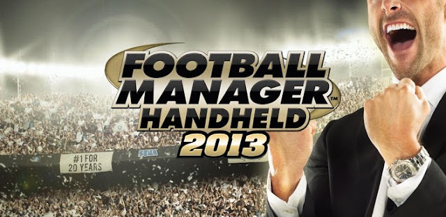 Free Download Football Manager Handheld 2013 v4.3 APK + DATA Android