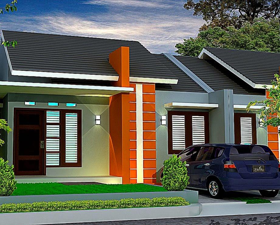 Model Rumah Minimalis Terbaru Dilahan Sempit  Desain Rumah