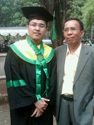 My brother n My father