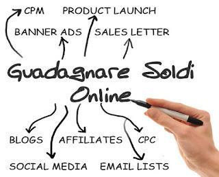 guadagni online con ebay, affiliazioni ed altro