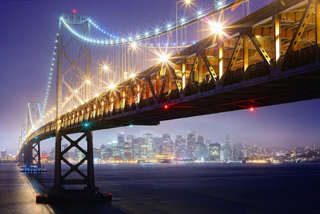 San Francisco – Oakland Bay Bridge, US