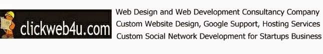 Clickweb4u.com Web Technologies