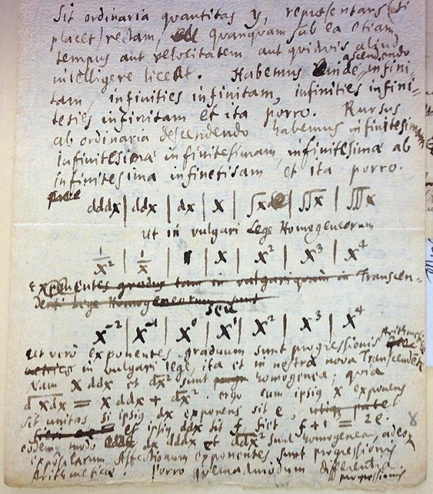 Leibniz Kalkulus