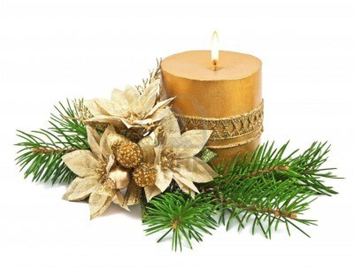Gesu 39 maria vi amo pensiero e preghiera del giorno - Decorazioni natalizie con candele ...