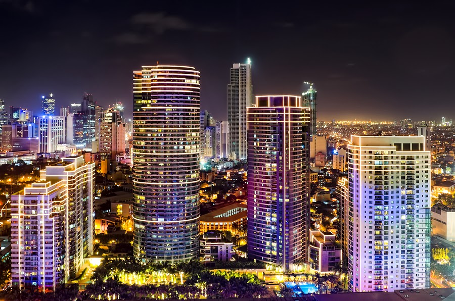 Rockwell Skyline in Makati City