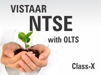 Study Material with Online Test Series for NTSE