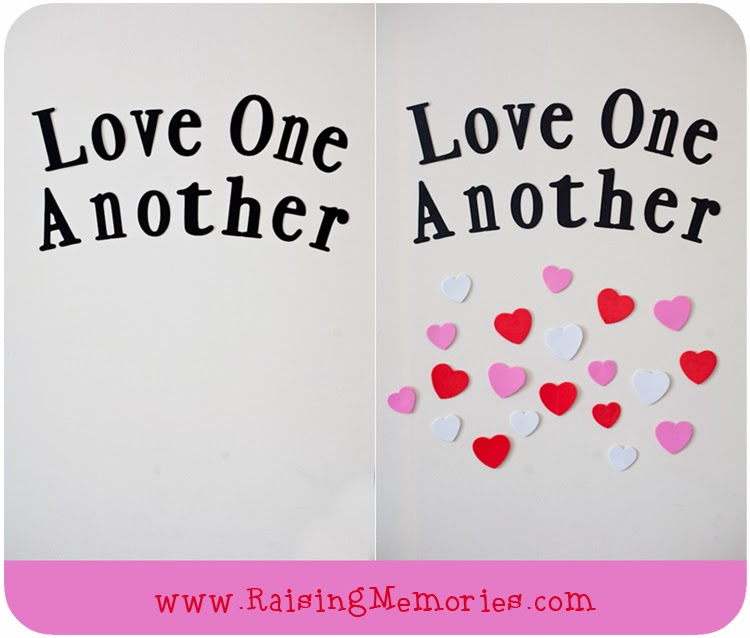 http://www.raisingmemories.com/2013/02/love-one-another-wall.html
