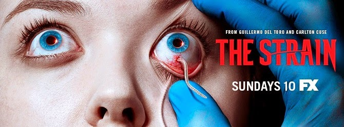 The Strain sezonul 1 episodul 3 ( Gone Smooth )