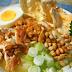 Resep bubur ayam dan cara membuat bubur ayam sederhana