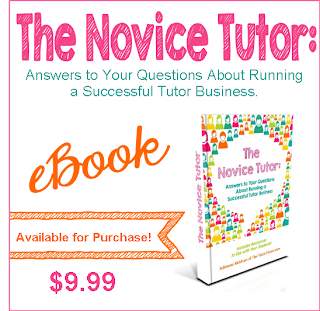 The Novice Tutor: Ebook by Adrianne of the Tutor House