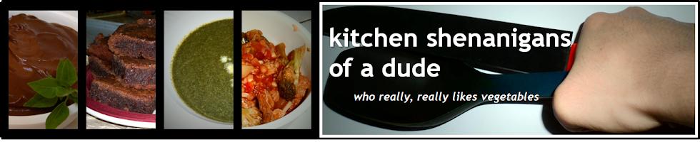 that short guy's kitchen