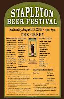 Stapleton Beer Festival