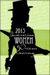 Australian Womens Writer Challenge