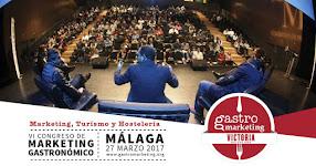 GastroMarketing V Edición ............... Málaga 27 Marzo 2017 . . . . . . . . .Consigue tu entrada