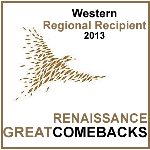 Great ComeBacks Award Western Region