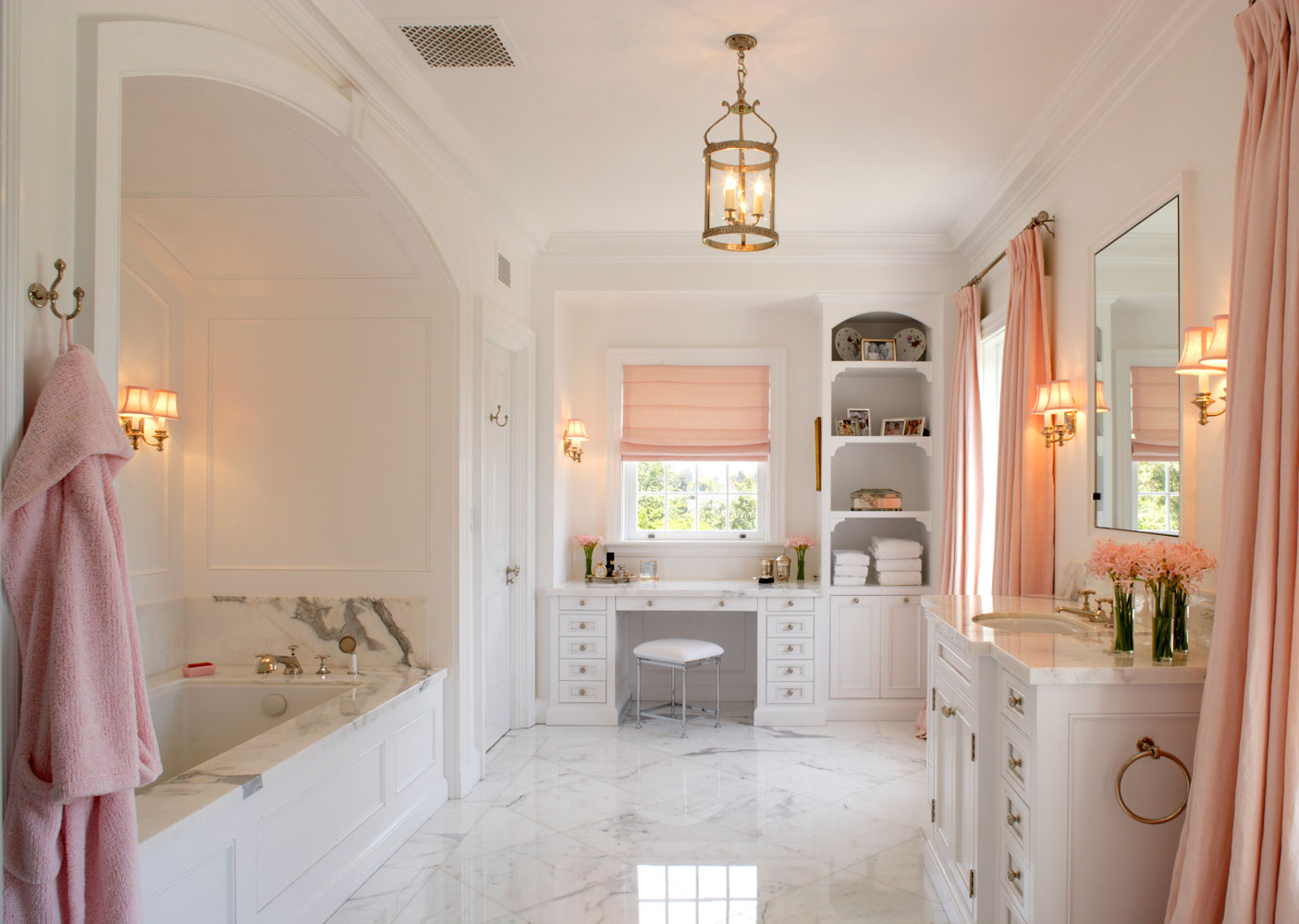 Glamorous Bathrooms Glamorous Bathrooms  Casas De Banho Glamorosas  Home Interior Design