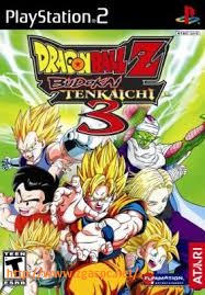 Free Download Dragon Ball Z Budokai Tenkaichi III PCSX2 ISO Full Version ZGASPC