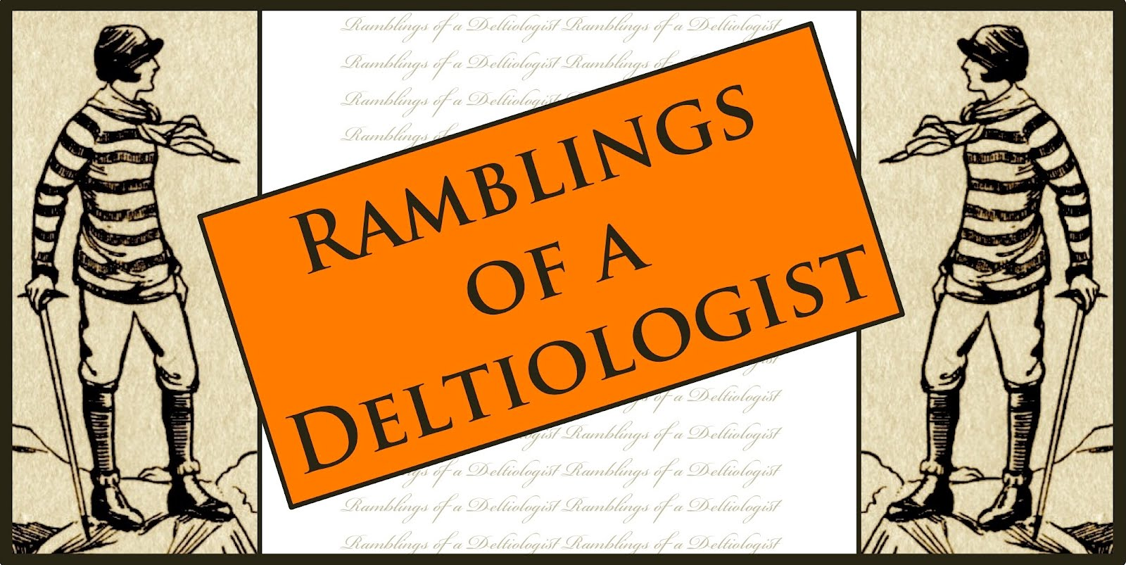 Ramblings of a Deltiologist