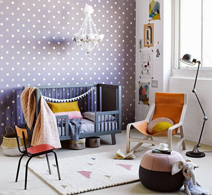 parede, bolinhas, polka dots, wall, diy, faça você mesmo, decoração