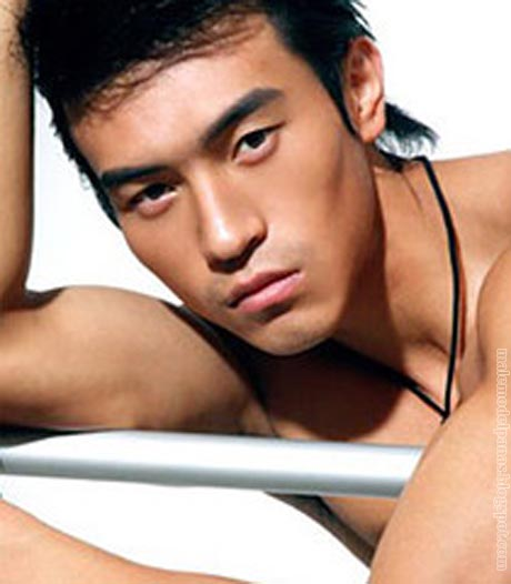 China male models