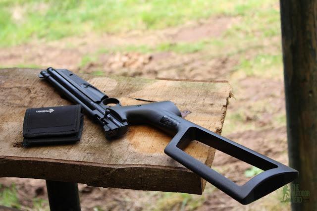 Crosman 1322 Air Pistol - Product View 1