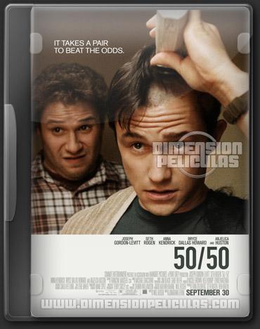 50/50 (BRRip Español Latino) (2011)(online)