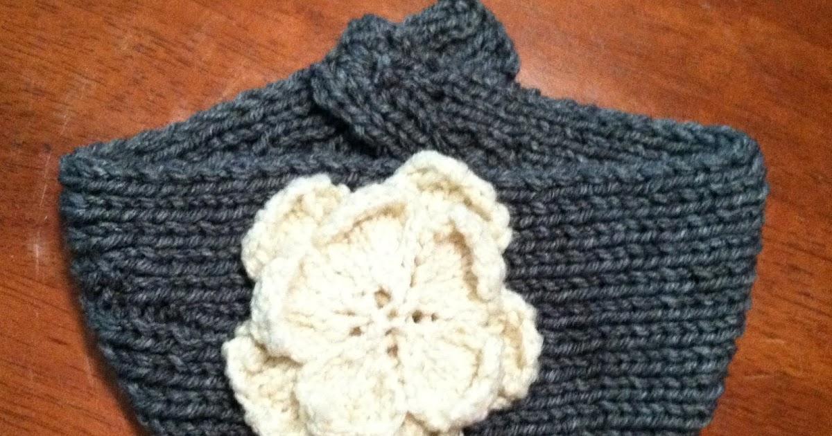 Knitting Stitch M1f : Laurens Knitting Projects: Warm Headband