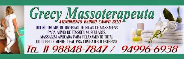 Grecy Massoterapeuta
