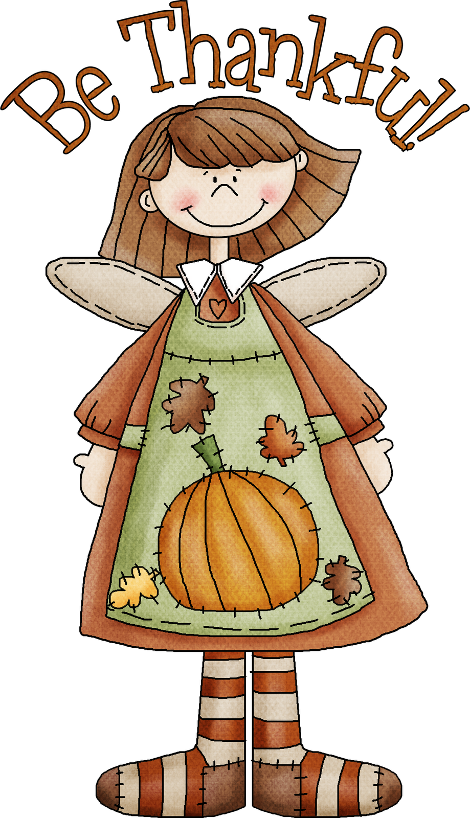 happy thanksgiving clip art - photo #28