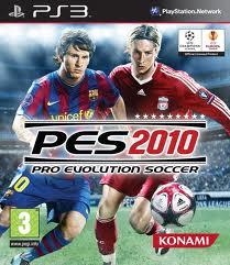 game pes 2010
