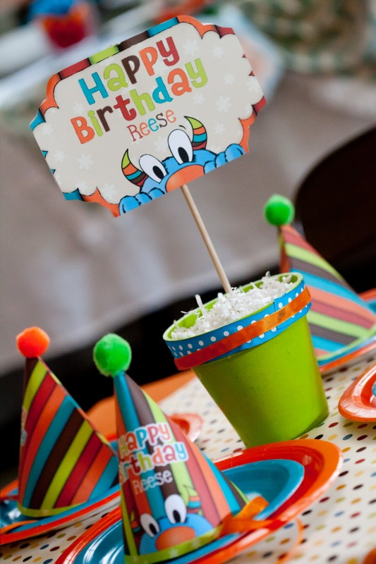 Charming touch parties for 2nd birthday party decoration