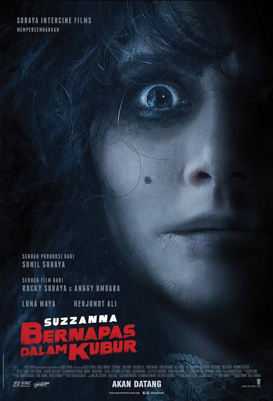 27 DISEMBER 2018 - SUZANNA BERNAPAS DALAM KUBUR (INDONESIA)