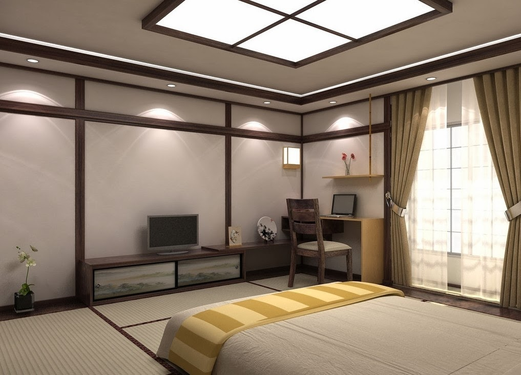 Ceiling design ideas for small bedrooms 10 designs for Bedroom design pictures