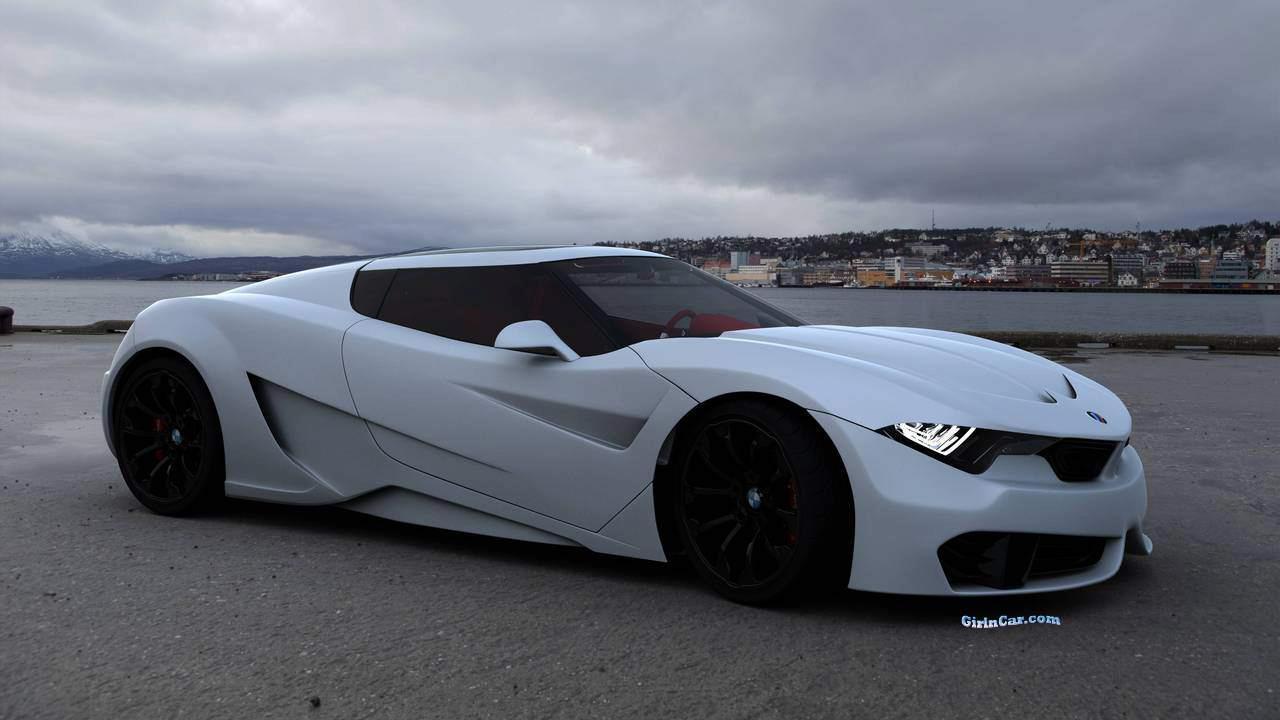 AllCarsNZConcept: BMW M9 Concept