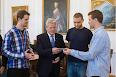 Der Pasch beim Bundespräsidenten J. Gauck