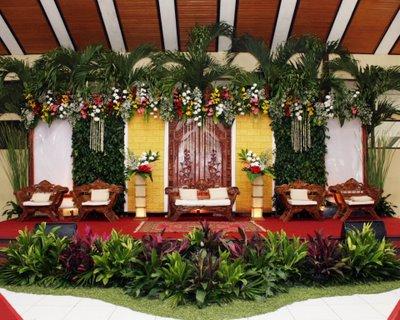 Dekorasi Pernikahan - Adelia