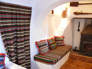 spanish cave interior design