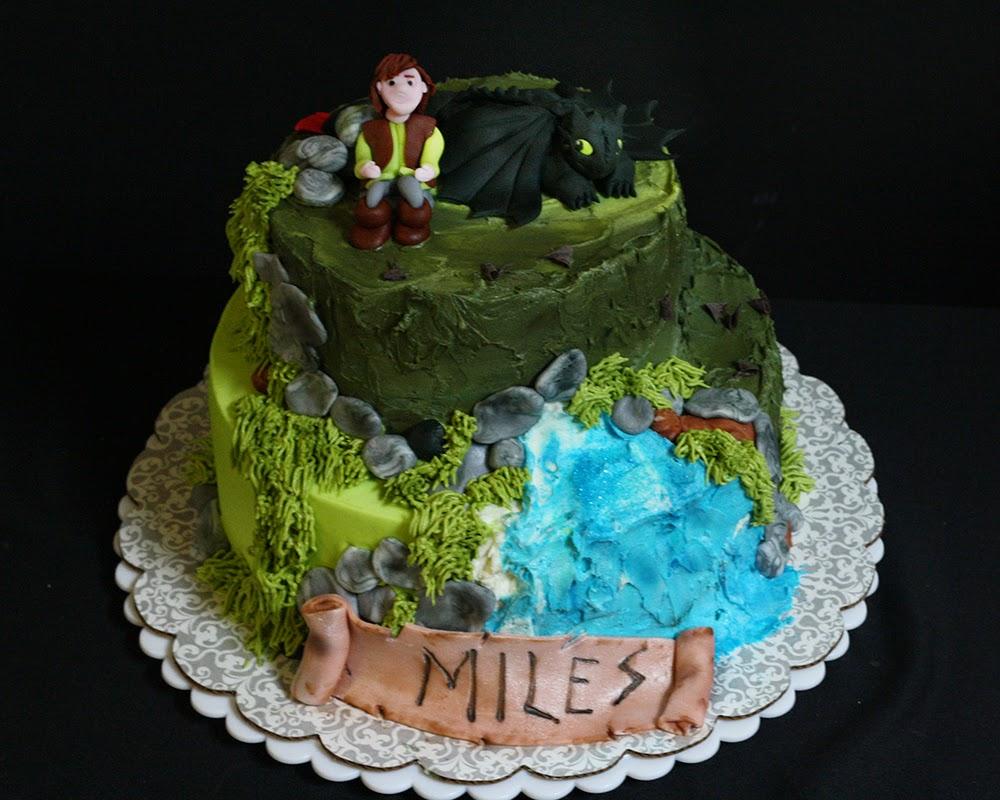 Cake Design Dragon Trainer : bccakes: July 2014