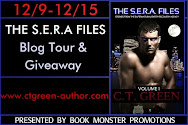 The S.E.R.A. Files Tour & Giveaway