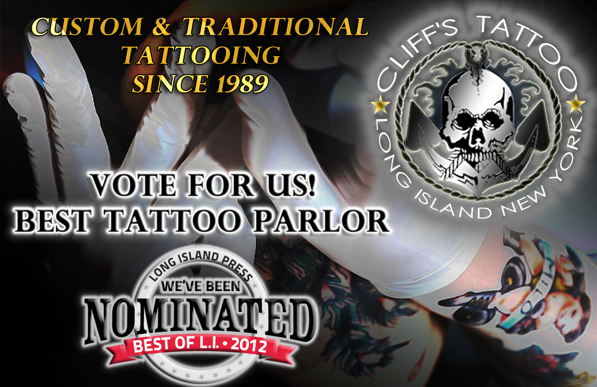 reynolds 2 2 cliff 39 s tattoo nominated best of long island