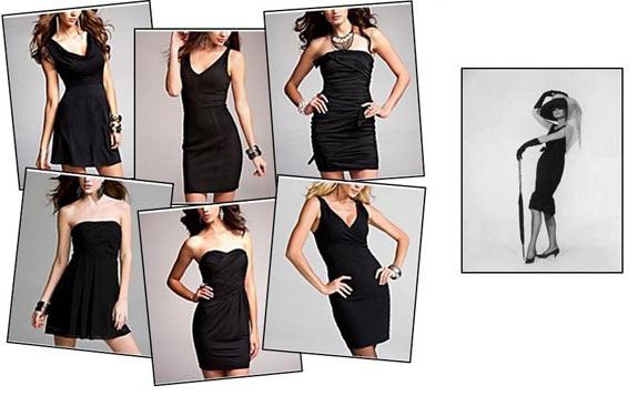 Black Funeral Dresses for Women