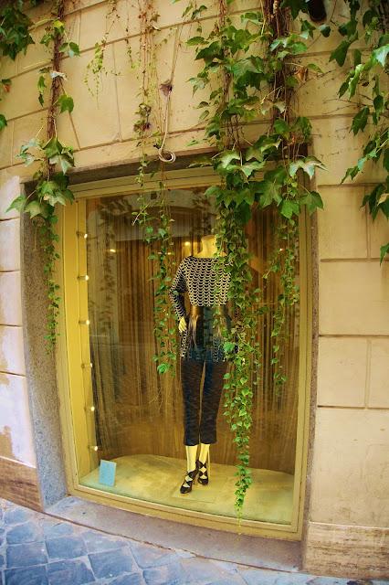 boutique, Rome