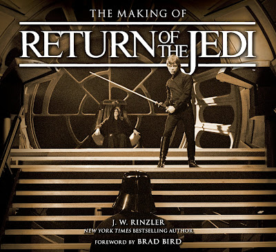 rinzler the making of return of the jedi