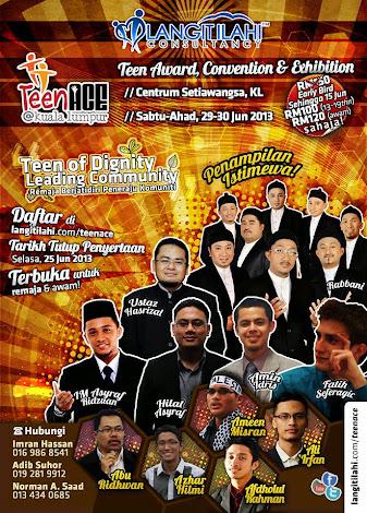 Jom Sertai TeenACE Jun 2013