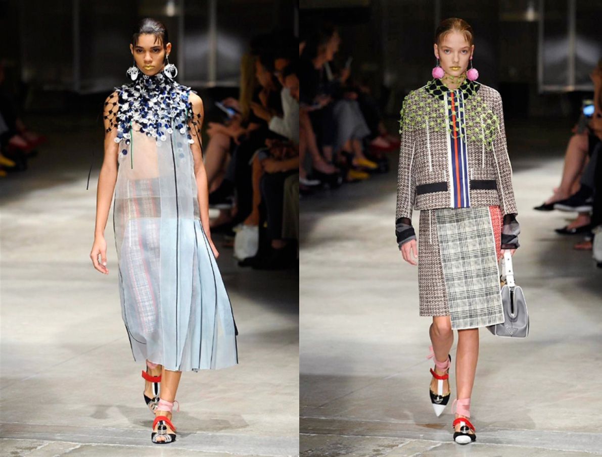 Eniwhere Fashion - Milano Fashion Week - Prada