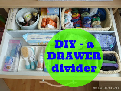 drawer divider to make